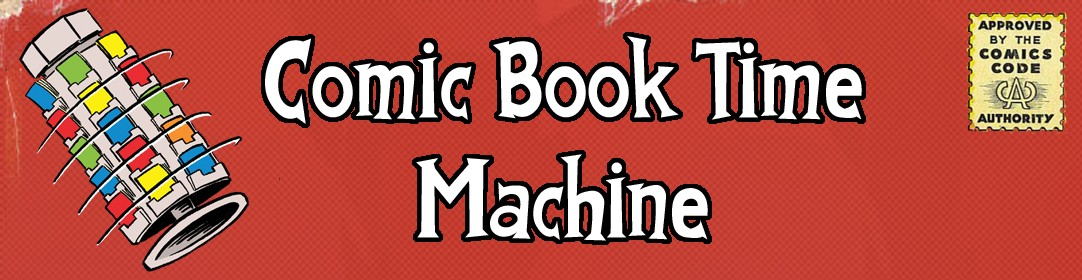 The Comic Book Time Machine